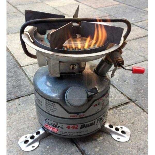 Benzinový varič