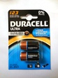 Baterie Duracell 123A Utra 3V